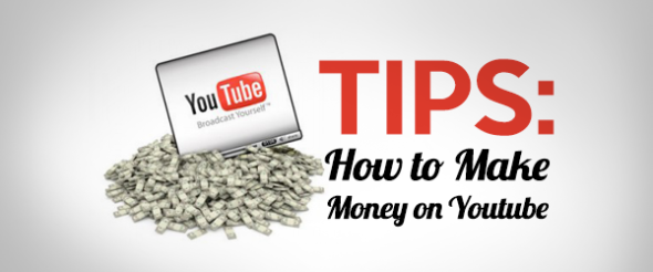 How to earn from you tube.