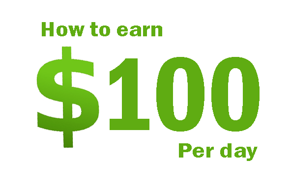 How to earn $100 Per day with Google Adsense