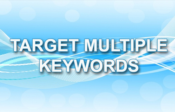 Target Multiple Keyword in SEO – Seo tutorial