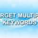 Target Multiple Keyword in SEO